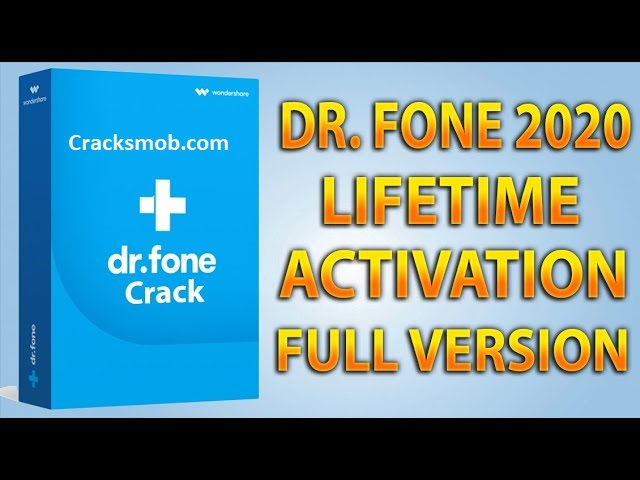Dr.Fone Crack Key