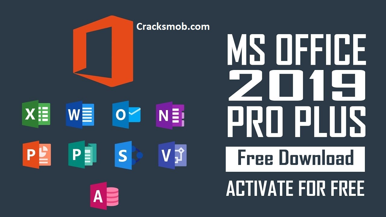 Microsoft Office 2019 Crack Key