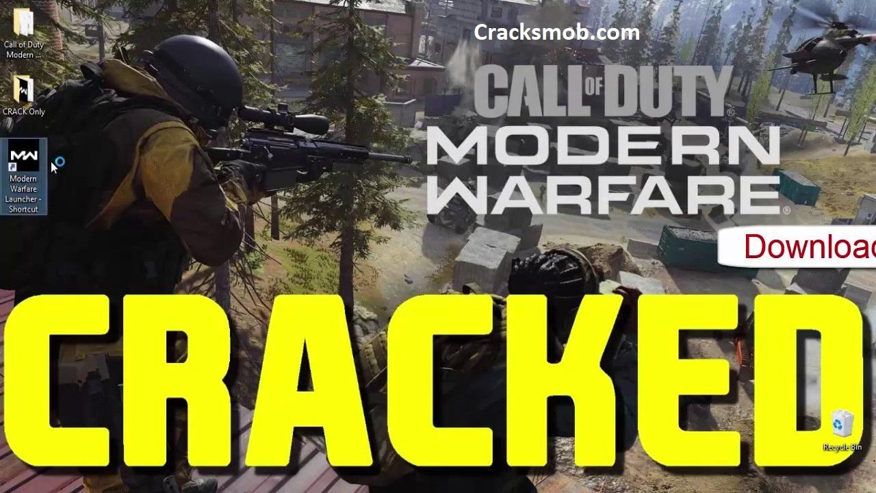 call of duty modern warfare pc crack
